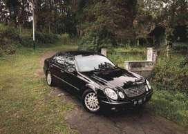 Mercy W211 E260 Elegance 2005 Istimewa