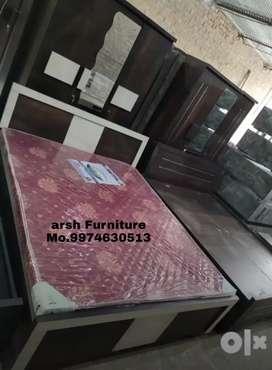 00661 6x5 dubbel bed 3 dor kabat