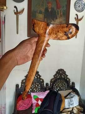 Warangka keris kayu Timoho