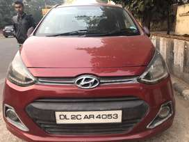 Hyundai Grand i10 Asta (O) top model CNG