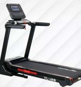 BIG Treadmill 4 HP TL 126