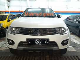 PAJERO SPORT EXCEED AT VGT 2014 PEMAKAIAN