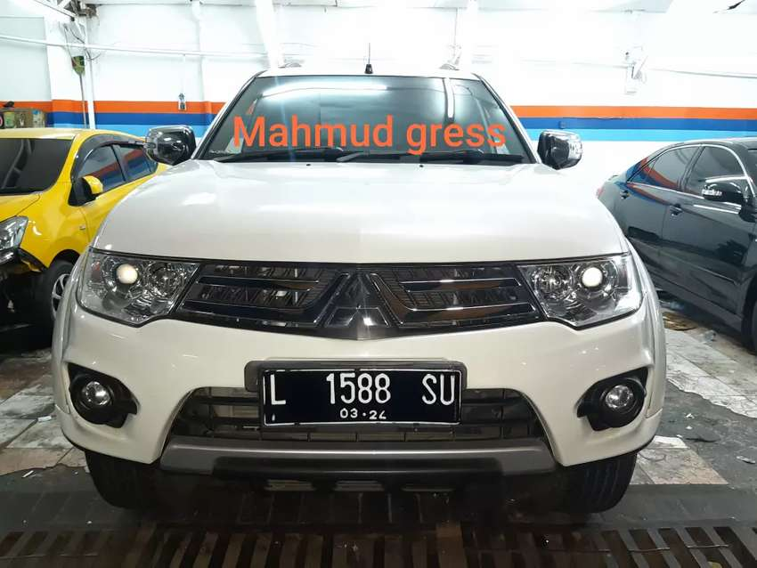 PAJERO SPORT EXCEED AT VGT 2014 PEMAKAIAN 0