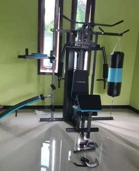 Home gym + samsakk