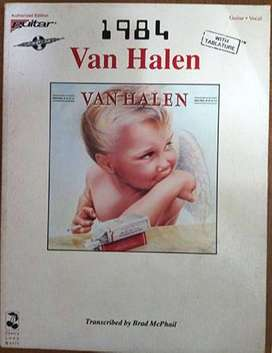 Buku Gitar Rock - Van Halen 1984