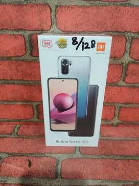 Redmi Note 10S 8/128 Baru Garansi Resmi