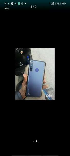 Realme 5 one year old
