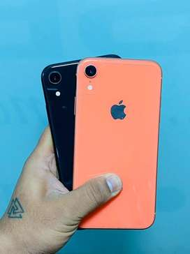 Iphone XR 64gb and 128gb
