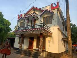 Alappuzha town near 9 cent 4 BHK house