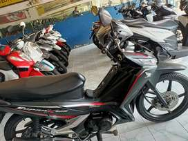 Super SEKALI Km8rb New SUPRA X 125 Th 2017 Exclusif original dealer
