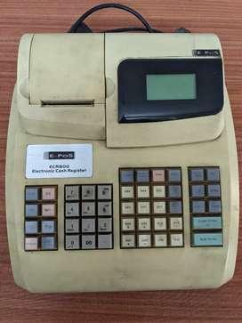 Electronic Cash Register / Cash receipt printer / Bill printer