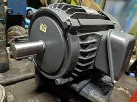 Dinamo teco 7.5hp 3phase rpm 140
