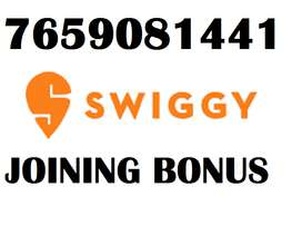 SWIGGY DELIVERY EXECUTIVE EARN MORE INCOME JOIN NOW