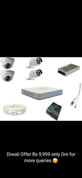 CCTV cameras hikvision