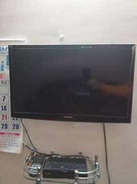 Samsung LCD TV 20 Inch
