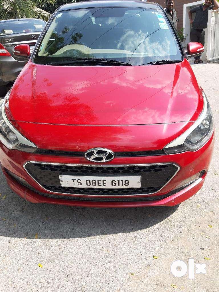 Hyundai Elite I20 i20 Sportz 1.4, 2014, Diesel 0