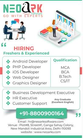 PHP developer (1-3 years)