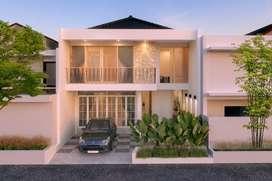 Jual villa minimalis