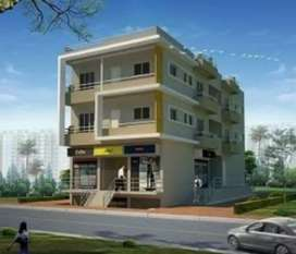 2/3 bhk flat in silchar link road ambicapatty
