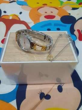 jam tangan wanita esprit es1l146m0025 ori