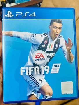 Kaset PS4 Fifa 2019