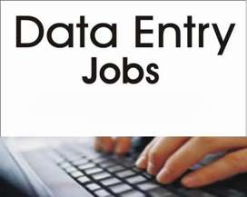 Wanted data entry operator in hospitals