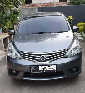 All New Grand Livina XV 2013 CVT Dp 3jt ajalah