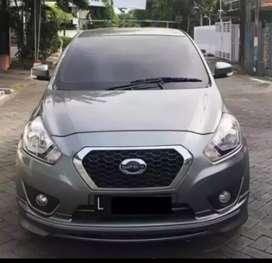 Antik KM 15000 Datsun Go+ 2016 manual kredit harga termurah murah