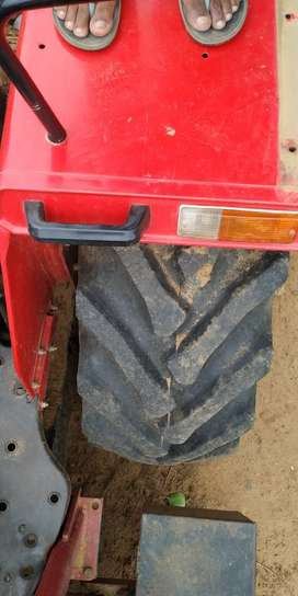 Tafe Tractor with bull backho loader attachment in just Rs 850000
