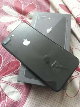 iPhone 8 plus 256GB at perfect condition