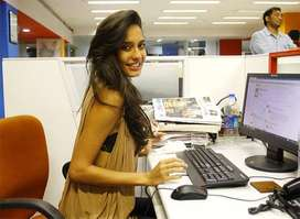 Urgent Vacency For Female BPO/Telecallers & Female marketing Executive