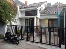 Over kredit rumah baru lanjut angsur,dp 190 jt nego di beji depok