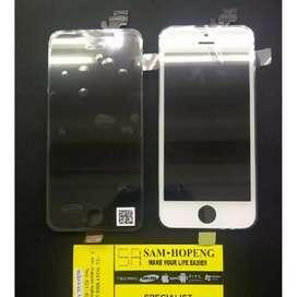 Lcd iphone 5g/5s + pasang ditujuan