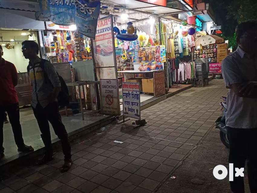 Shop on rent near paud road hotel durga 0