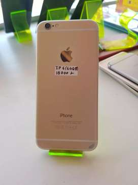 Apple i phone 6,64Gb