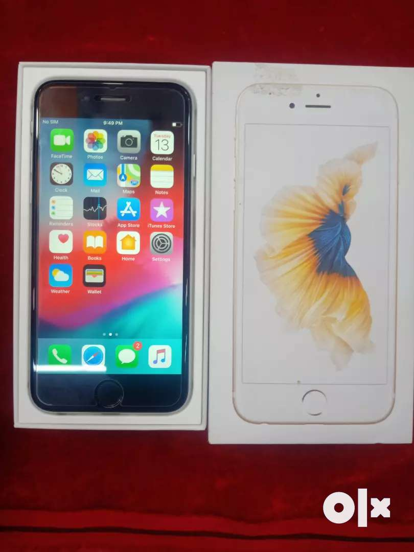 Iphone 6, 32gb Internal, Space Grey, Top Condition 0