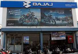 Urgent Requirement in BAJAJ MOTORS.