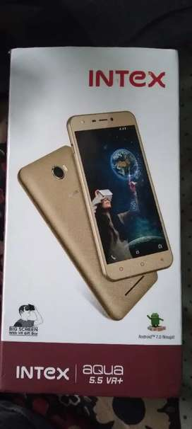Intex smat mobile with vr