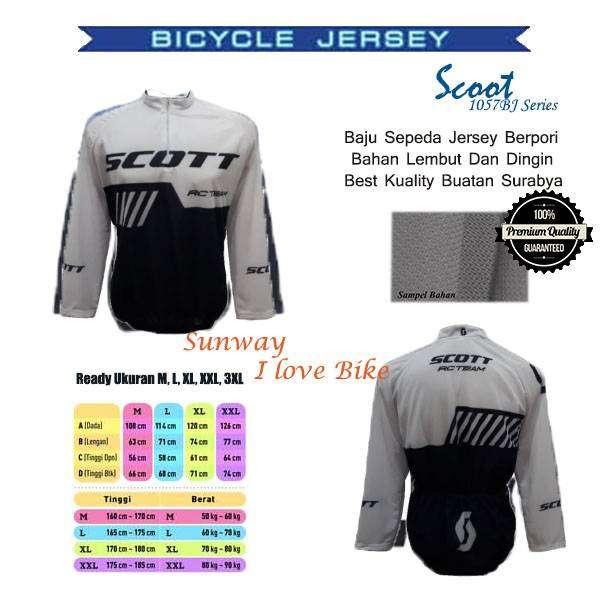 AC01 Harga Promo Gratis Onkir  COD Bayar Di Tempat  Baju Sepeda Jersey 0