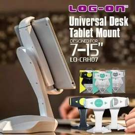 Log On Universal Desk Holder Tablet dan iPad