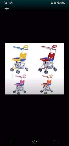 Dijual cepat CHAIR STROLLER ANAK MEREK FAMILY.