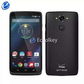 Motorola Droid turbo 3/32 gb without screen, speaker and battery