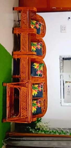 Wooden sofa set ( bait sofa set) wooden dinning table