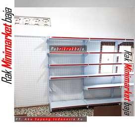 Menjual Aneka Rak Minimarket dan toko