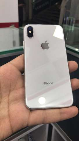 Iphone X 256GB Offical PTA Approved