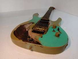 Gitar melody samick