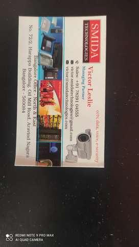 Cctv sales and installation