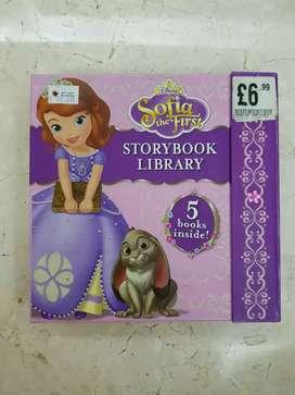Buku cerita anak sofia the first (engslish)