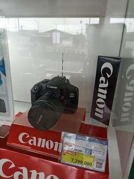 Canon DSLR EOS 1500D Bisa Kredit Proses Cepat