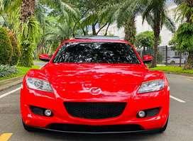 Mazda RX-8 manual 2005 sports Car Full Audio